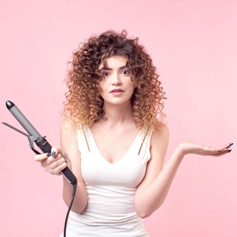Fede hårprodukter til de krøllede hårlokker